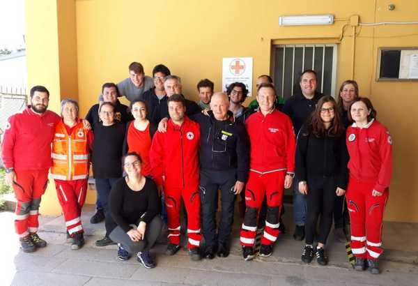 """""""Progetto Full D"""": medici, volontari ed infermieri protagonisti del corso per l'utilizzo del defibrillatore"""