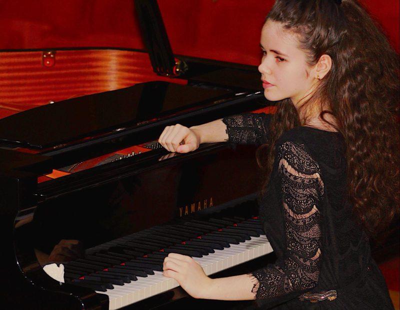 """""""Da Haydn a Rachmaninoff"""": Cristina Tomescu in concerto al Polo Bianciardi"""