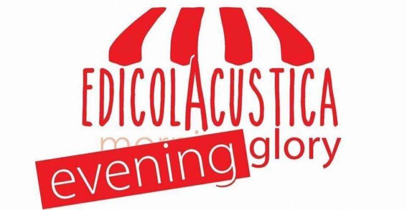 Arriva EdicolAcustica Evening Glory: quattro appuntamenti con musica e cultura