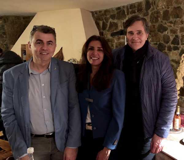Verso le amministrative: il senatore Manuel Vescovi si candida al consiglio comunale