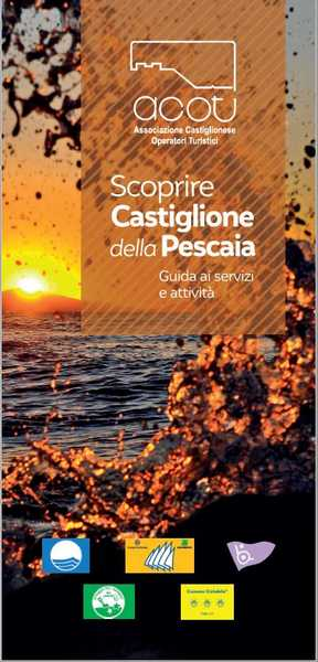 """Photo of """"Scoprire Castiglione della Pescaia"""": ecco la guida tascabile per i turisti"""