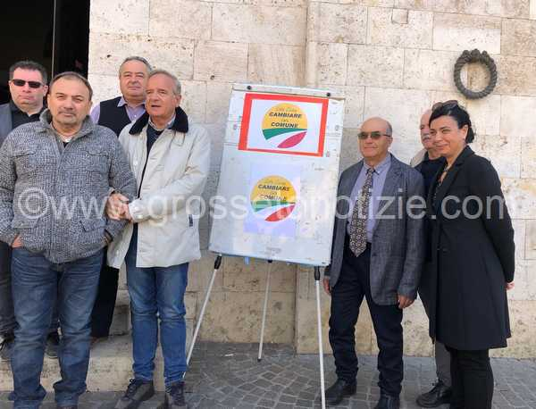 Verso le amministrative: Mario Gambassi svela il programma e i suoi candidati