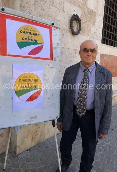 """Verso le amministrative: Mario Gambassi candidato a sindaco per """"Cambiare in Comune"""""""
