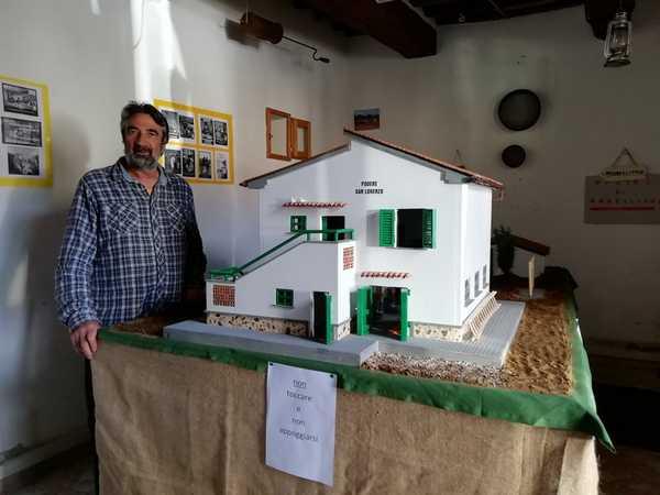 """""""Assegnatario al Podere 305"""": la mostra presentata alla ex lavanderia di Magliano"""