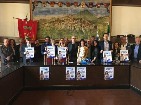 Verso le amministrative, Guendalina Amati presenta la sua squadra: tutti i candidati