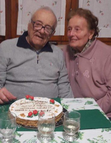 Follonica, Lina e Sulis: un sì lungo 72 anni