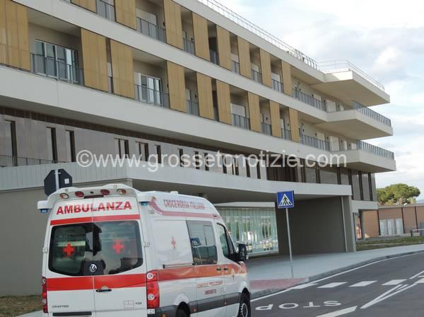 Photo of Ospedale Misericordia: il paziente fuggito dal reparto Covid torna di sua spontanea volontà