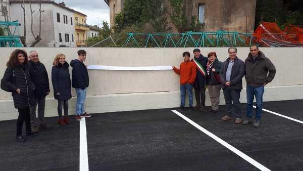 Ex Agraria, inaugurato il parcheggio: 80 posti auto con illuminazione a led