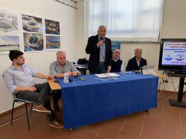 """Verso le amministrative, Di Giacinto presenta il programma: """"Daremo un futuro alla città"""""""