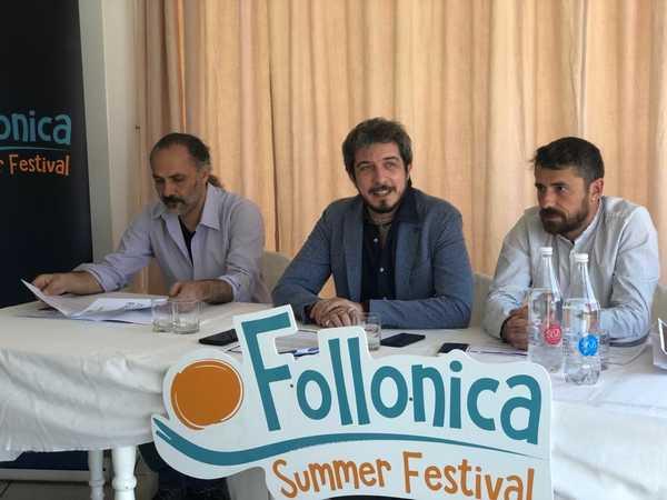 Follonica Summer Festival, undici giorni di spettacoli al Parco centrale: il programma