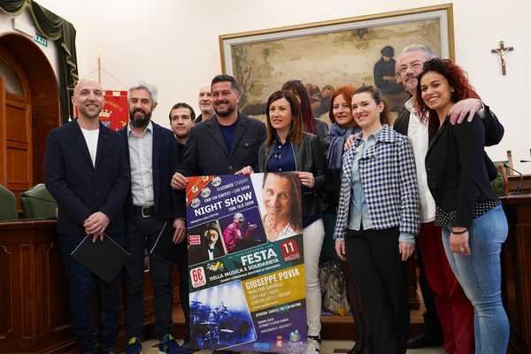 """Grosseto celebra la """"Festa della musica e solidarietà"""": allo stadio una giornata ricca di eventi"""