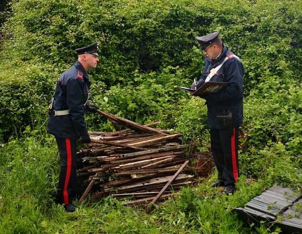 Rubano in un cantiere edile: individuati dai Carabinieri grazie alla segnalazione dei cittadini