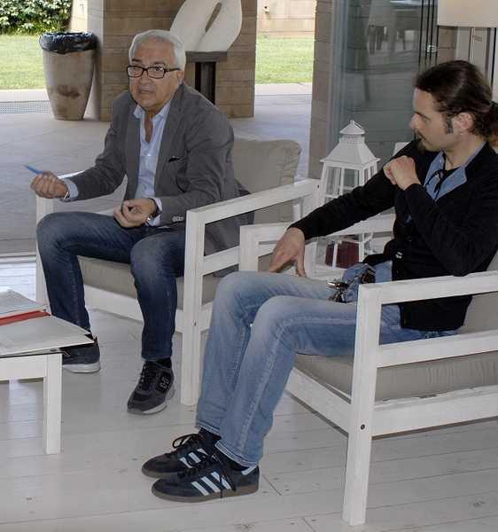Marcello Stella e i candidati della lista Scarlino Insieme incontrano i residenti di Pian d'Alma