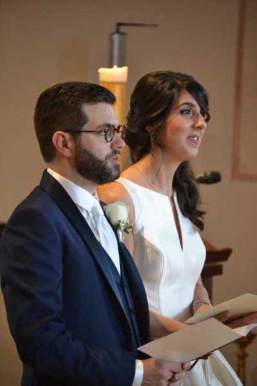 Fiori d'arancio: Eugenio e Letizia hanno detto sì