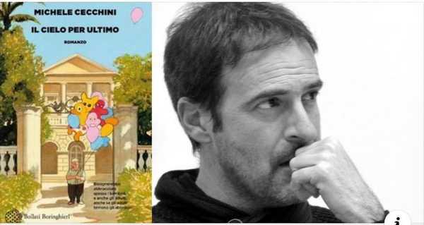 """""""Il cielo per ultimo"""": Michele Cecchini presenta il suo nuovo romanzo"""