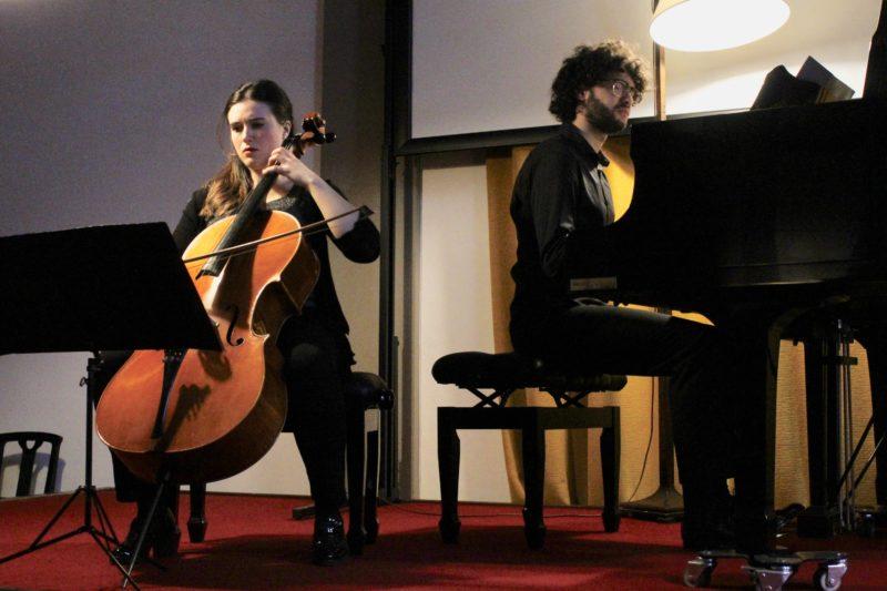 Duo violoncello e pianoforte: nuovo concerto al Polo Bianciardi
