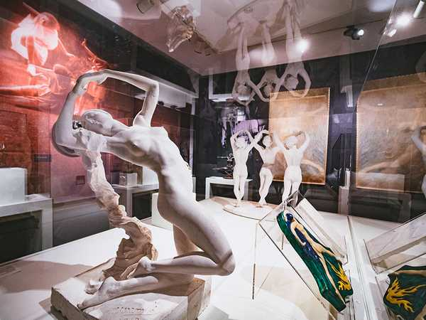Isadora Duncan in mostra a Firenze: visita gratuita per tutti i maremmani