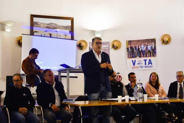 Photo of Amministrative: Settimio Bianciardi nuovo sindaco di Capalbio