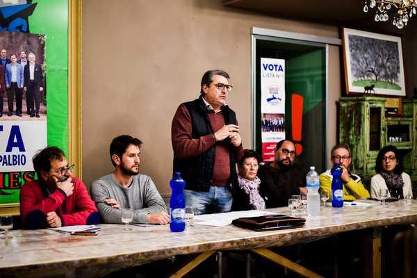 Verso le amministrative: Bianciardi chiude la campagna elettorale in tre piazze