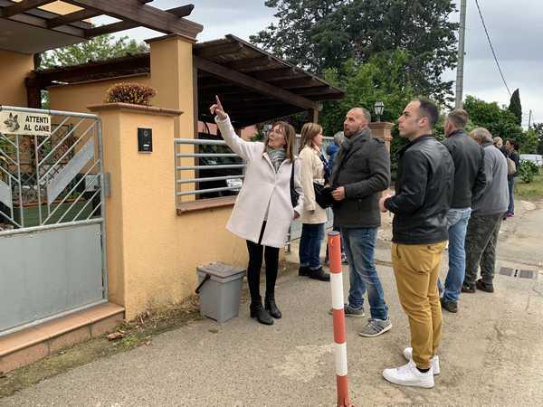"""Verso le amministrative, Travison: """"Le Case quartiere abbandonato dal Comune"""""""
