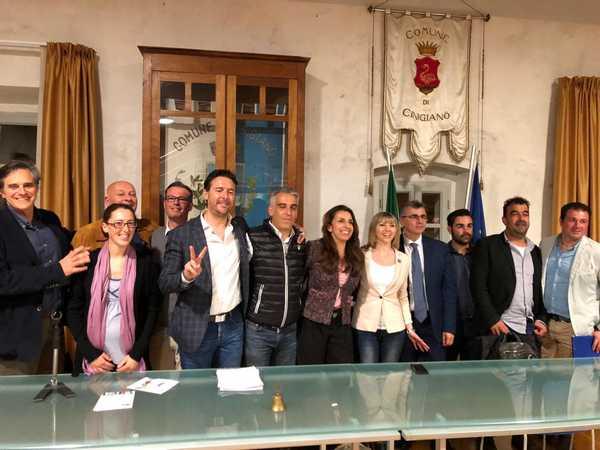 """Verso le amministrative, Tucci presenta il programma: """"Puntiamo su agricoltura, ambiente e turismo"""""""
