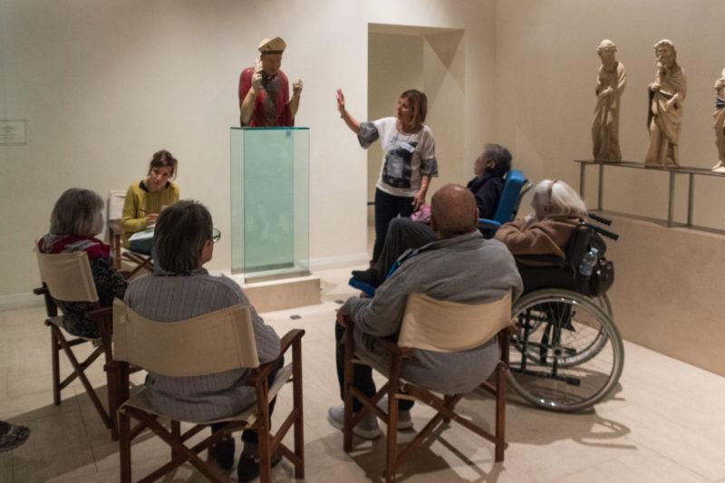 L'arte per stimolare i malati di Alzheimer: i musei di Massa Marittima aderiscono al progetto
