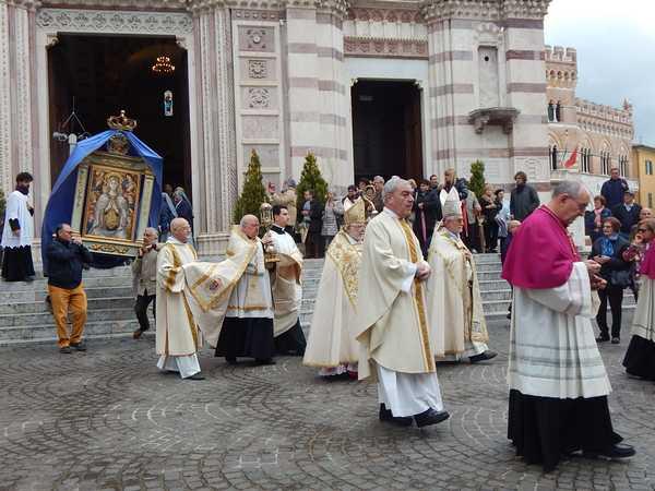Madonna delle Grazie: concluse le feste quinquennali. Iniziata la lettura continuata della Bibbia