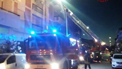 Photo of Incendio in un appartamento: famiglia in ospedale per probabile intossicazione