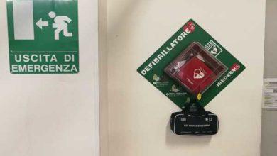 Photo of Rimossi temporaneamente i defibrillatori in città e nelle frazioni: saranno sottoposti a revisione annuale