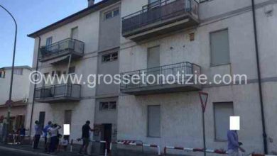 Photo of Crollo del solaio in via Cimabue: sopralluogo della Procura all'interno dell'edificio