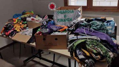 Photo of Sequestrati oltre 6000 pezzi tra abbigliamento e giocattoli a Follonica
