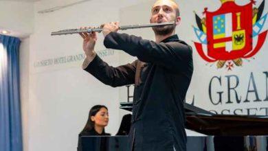 """Photo of """"Giovani in musica"""": il vincitore del concorso """"Lions"""" in concerto al Polo Bianciardi"""