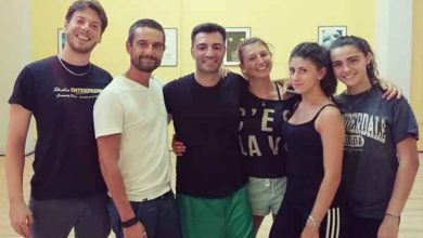 Photo of Danza e musical: il coreografo Vittorio Padula docente dello Studio Enterprise
