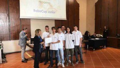 Photo of Robocop Junior: pioggia di premi per il progetto degli studenti del Polo tecnologico