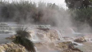 """Photo of Le cascate del Gorello restano chiuse: """"Lavori ancora da ultimare"""""""