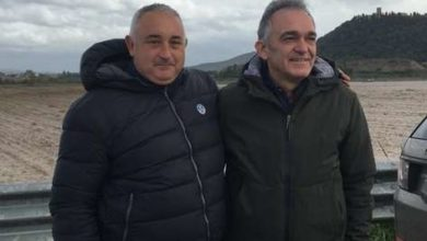 """Photo of Sopralluogo di Rossi per il maltempo, Cinelli: """"Bene sostegno del Governatore ai sindaci"""""""