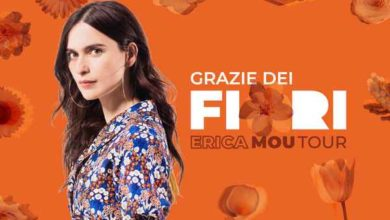 """Photo of """"Grazie dei fiori"""": il tour di Erica Mou approda sul palco di Spazio 72"""