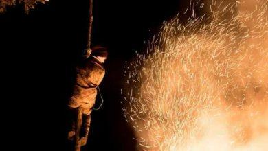 Photo of Torna la Focarazza: a Santa Caterina si celebra l'antico rito del fuoco