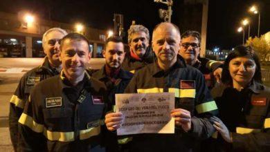 Photo of Continua la mobilitazione dei vigili del fuoco: proclamato un nuovo sciopero