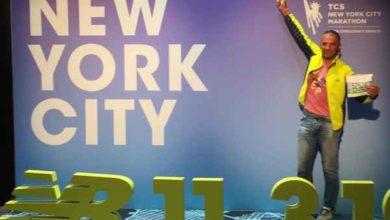 Photo of Montemerano vola a New York: Umberto Ponticelli partecipa alla maratona