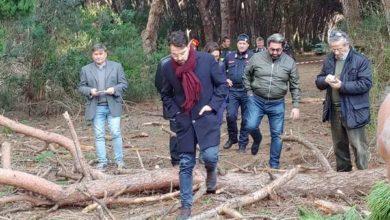 """Photo of Maltempo, sopralluogo dei 5 Stelle: """"Confidiamo nello stato di emergenza nazionale"""""""