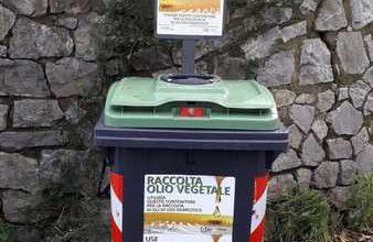 Photo of Olio alimentare esausto: attivati tre punti di raccolta in paese e nelle frazioni