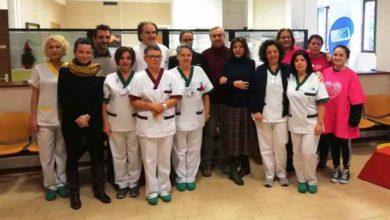 """Photo of """"Vaccino day"""": testimonial d'eccezione per la campagna della Asl contro l'influenza"""