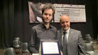 """Photo of Il Premio """"Scriabin"""" parla ucraino: ecco chi è il vincitore della manifestazione pianistica"""