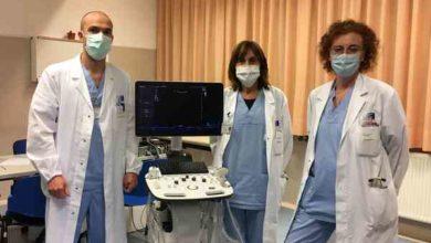 Photo of Insieme in Rosa onlus ha donato un ecografo al Misericordia