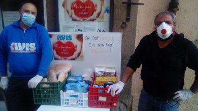 Photo of Emergenza Coronavirus: la sezione Avis impegnata con la spesa solidale per aiutare le famiglie