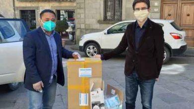 Photo of Emergenza Coronavirus: la comunità di Merigar dona materiale sanitario