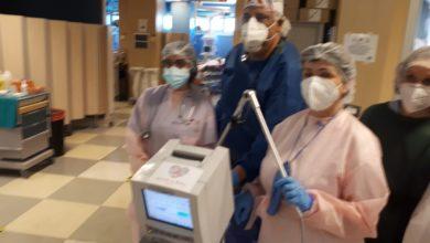 """Photo of Emergenza Coronavirus: """"Insieme in Rosa"""" dona un ventilatore polmonare al Misericordia"""