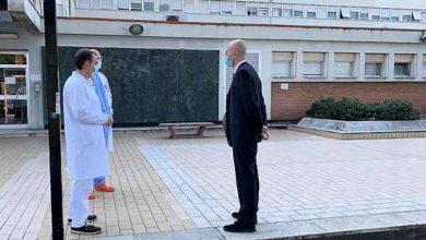 Photo of Domenica di Pasqua: il Prefetto incontra il personale sanitario e le forze dell'ordine