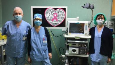 Photo of Ospedale Sant'Andrea: Insieme in Rosa Onlus dona un monitor al reparto di gastroenterologia